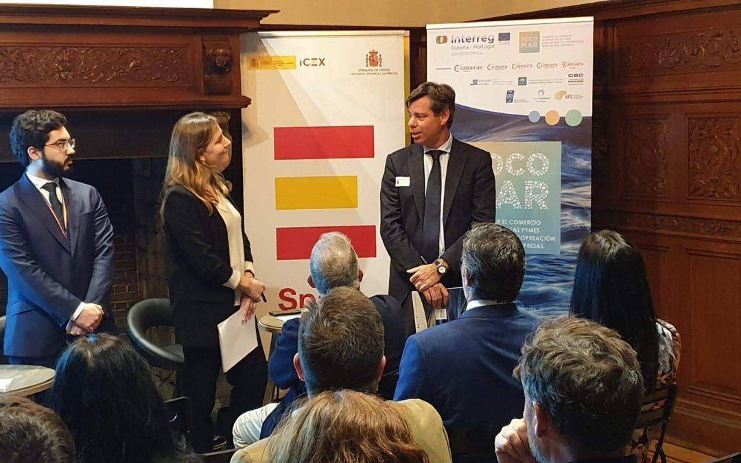 Una treintena de empresas y entidades participan en una Misión Técnica – Comercial al Puerto de Amberes organizada por CEEI Bahía de Cádiz en el marco del proyecto FOCOMAR