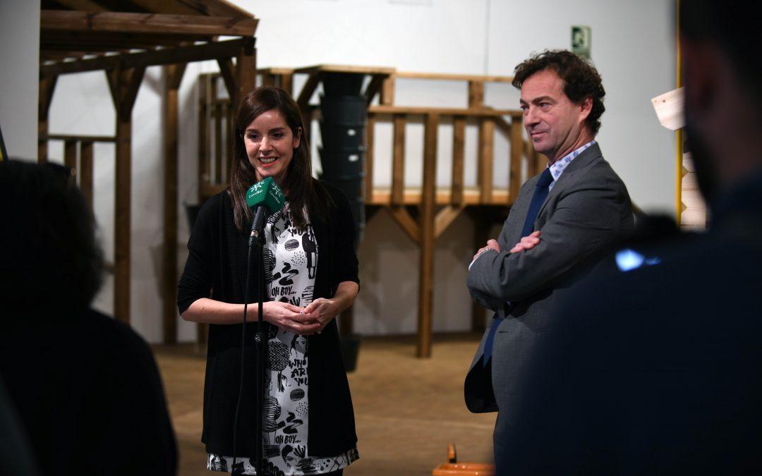 'En construcción', un nuevo espacio creativo e interactivo en el Museo Memoria de Andalucía