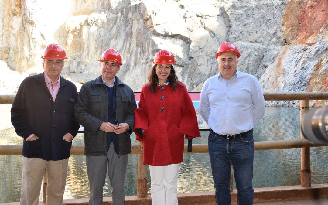 Fundación Río Tinto añade atractivos a uno de los enclaves emblemáticos del Parque Minero