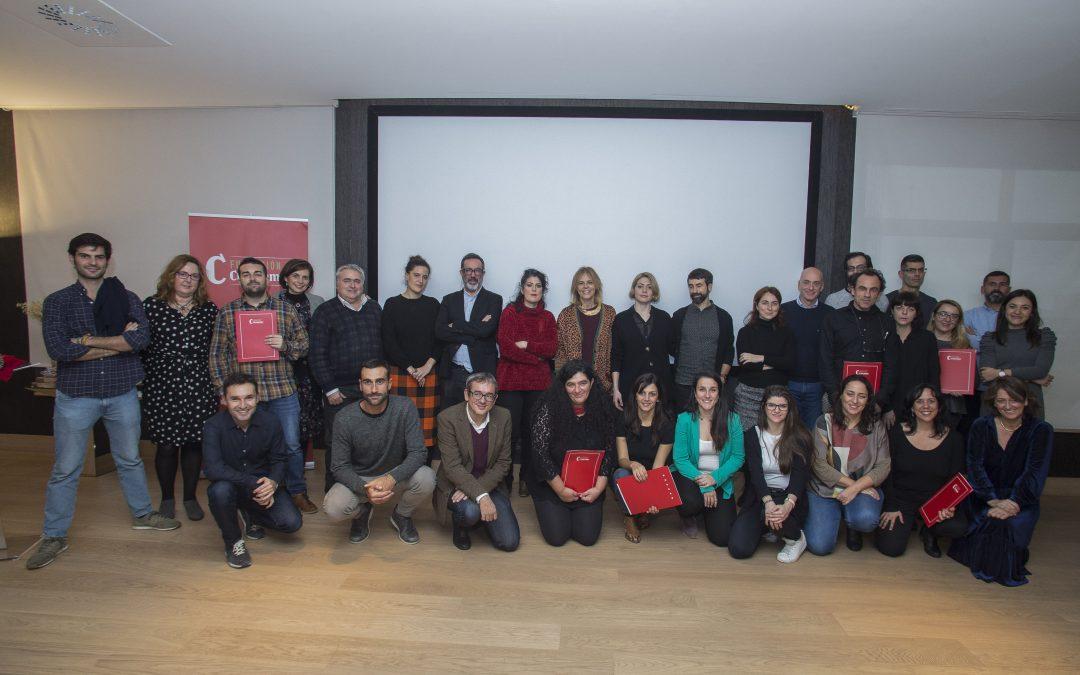 Una iniciativa sevillana, ganadora de Cultura Viva, de la Fundación Cruzcampo