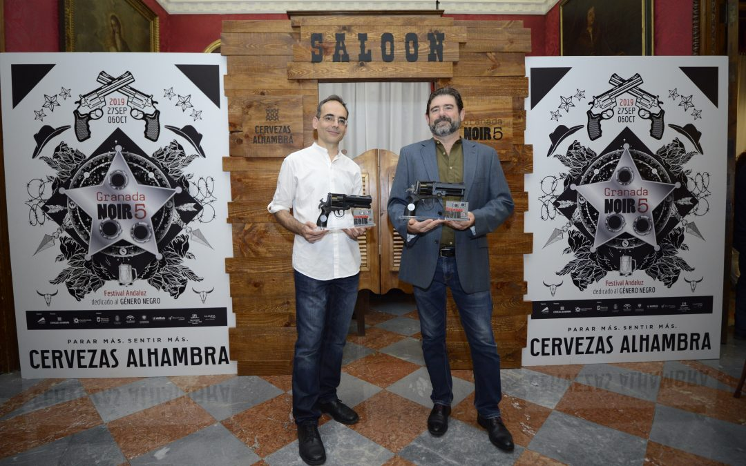 Gran éxito de la exposición dedicada a Blacksad, organizada por Granada Noir