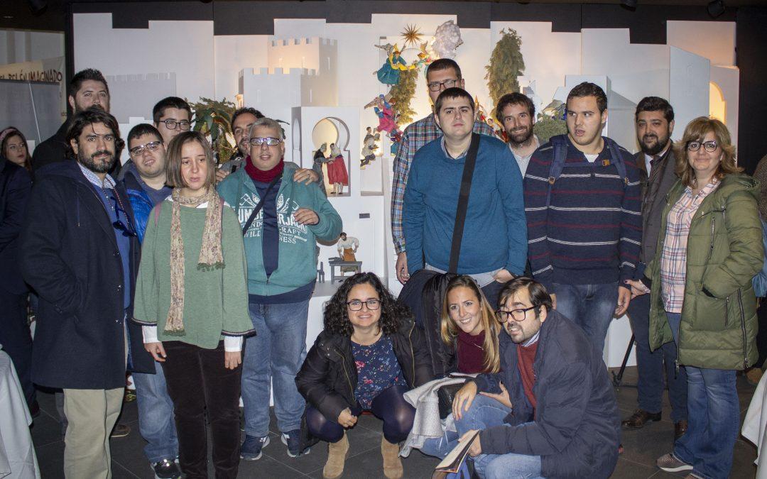 El Belén Imaginado, una nueva perspectiva de la Navidad de CaixaBank y Autismo Sevilla