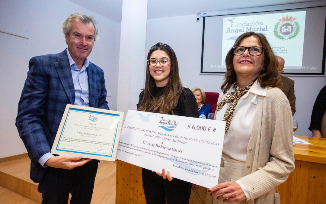 La Fundación Ángel Muriel entrega el IV Premio de Investigación Médica