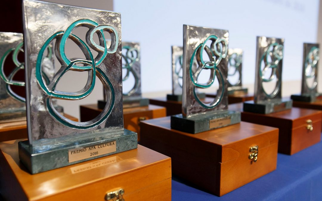 Recibimos más de 40 candidaturas a los Premios AFA 2020