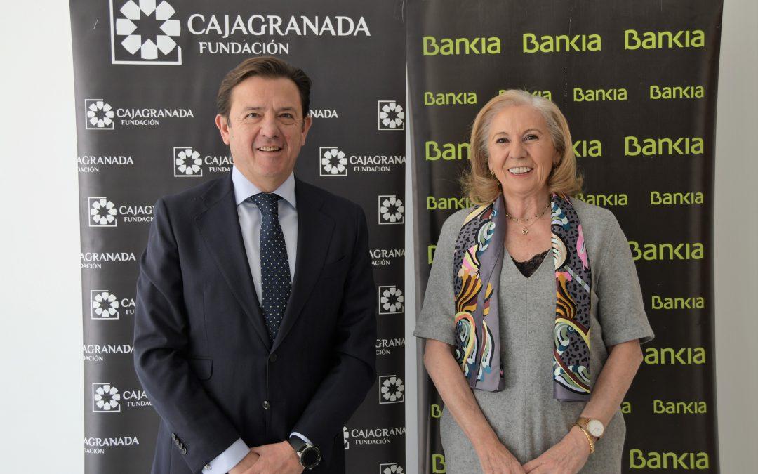 Bankia renueva su colaboración con CajaGranada Fundación con  800.000 euros destinados a programas sociales en Andalucía