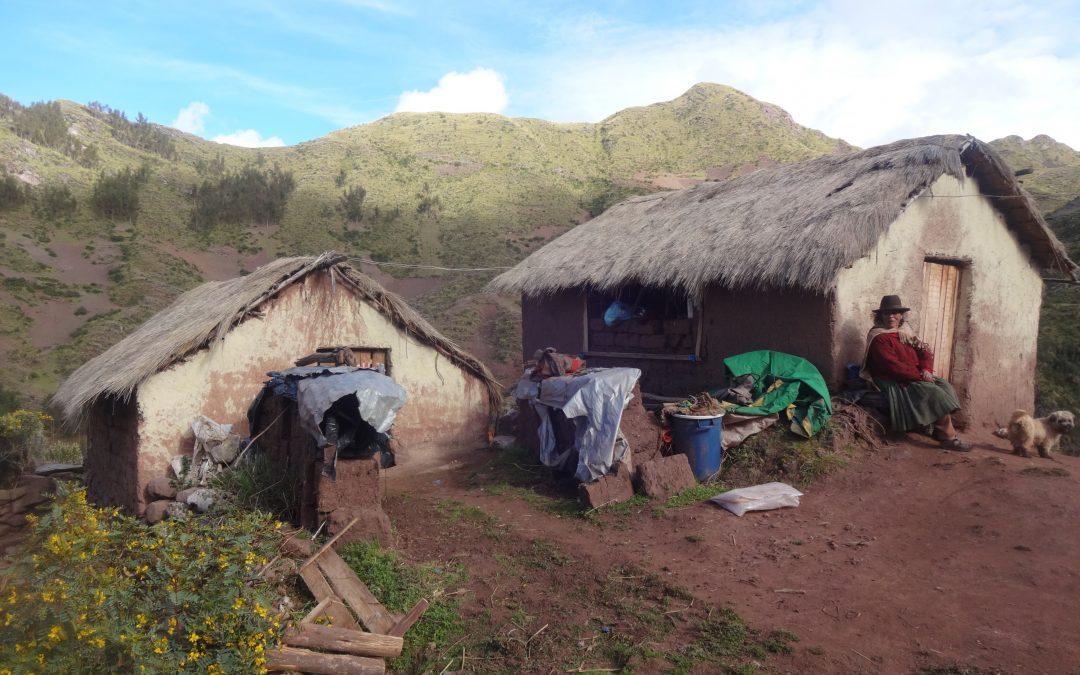 La FSU inicia un nuevo proyecto de mejora del hábitat en comunidades campesinas de Cusco