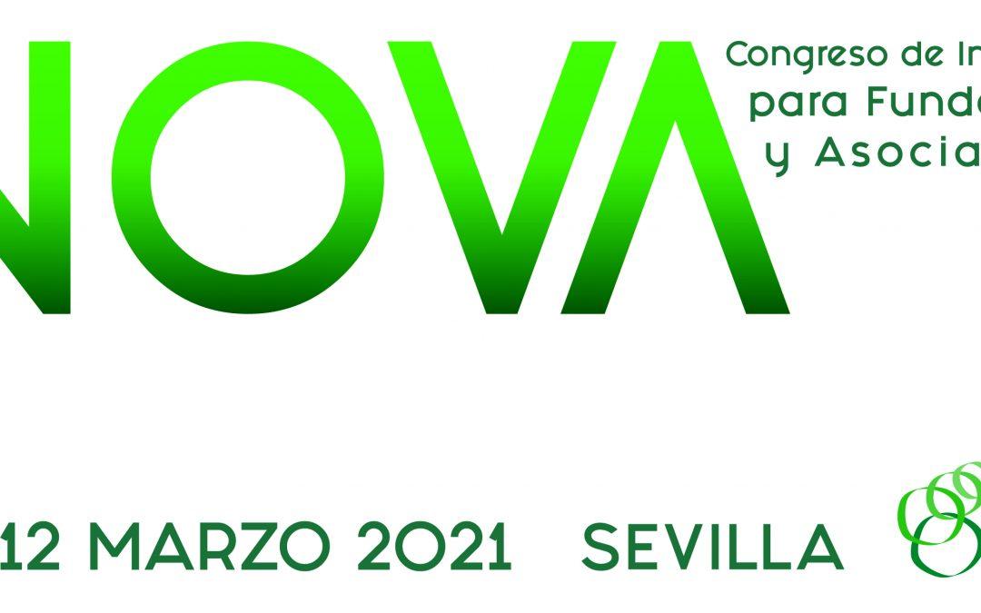 NOVA, el mayor mayor evento dedicado a la sociedad civil andaluza en el que se darán cita todas las fundaciones y asociaciones