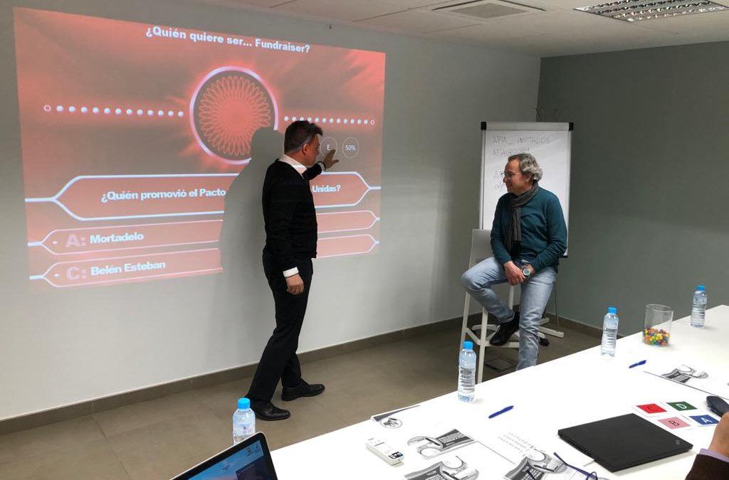 Celebrado el curso sobre captación de fondos y comunicación audiovisual