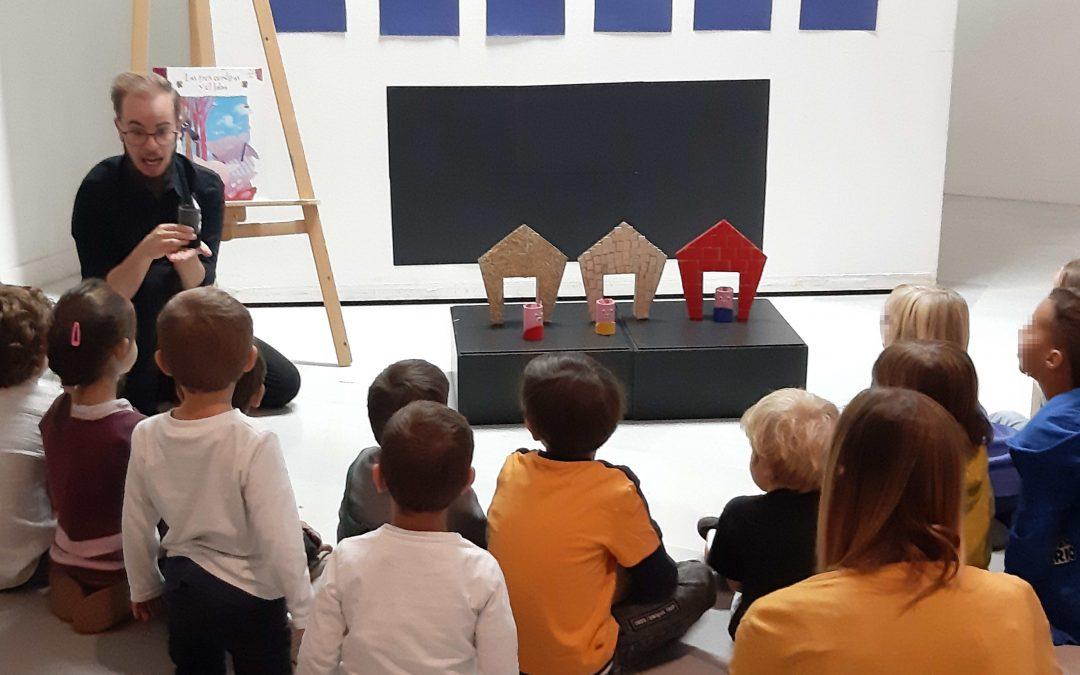 El Museo Memoria de Andalucía propone teatro sensorial, talleres de construcción, cuentacuentos y actividades para bebés