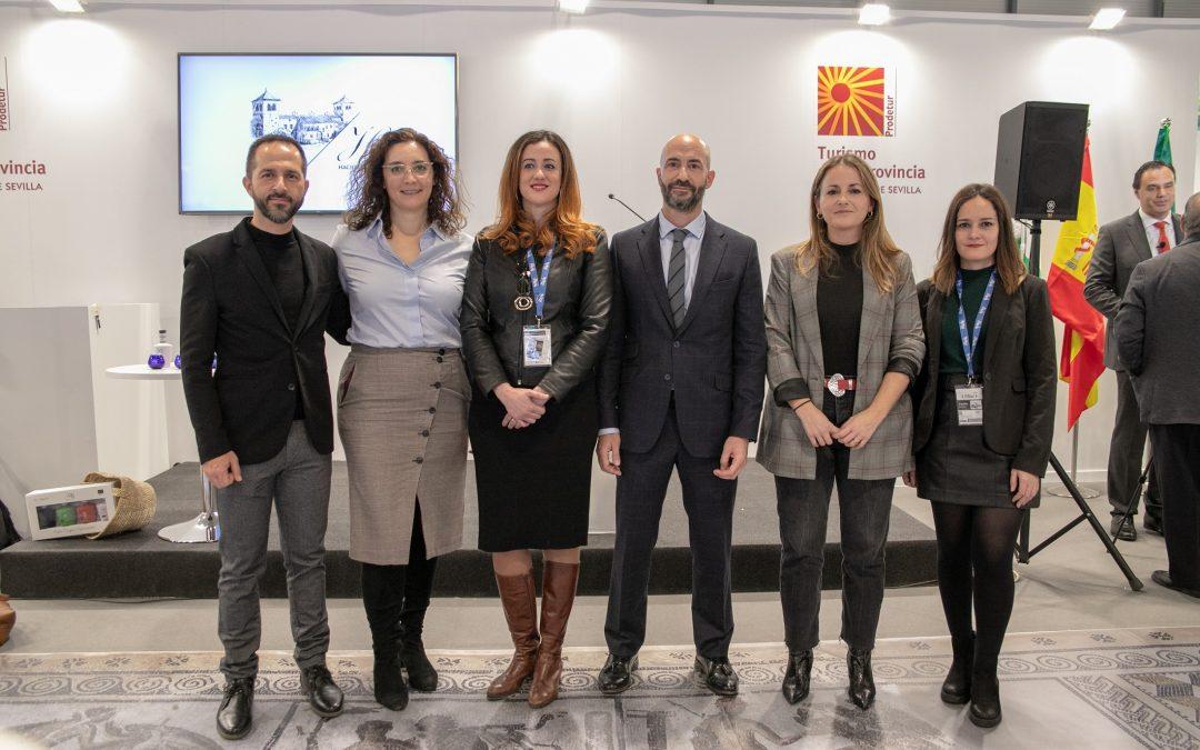 La Hacienda Guzmán presenta en Fitur su nueva oferta de oleoturismo a medida en Sevilla