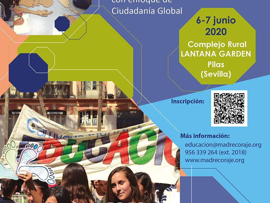 Madre Coraje organiza el I Congreso de Evaluación Educativa con enfoque de Ciudadanía Global