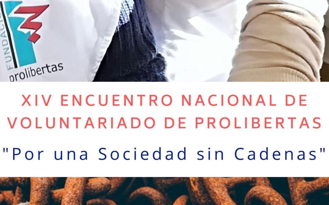Fundación Prolibertas organiza el XIV Encuentro de voluntariado de Prolibertas en Sevilla
