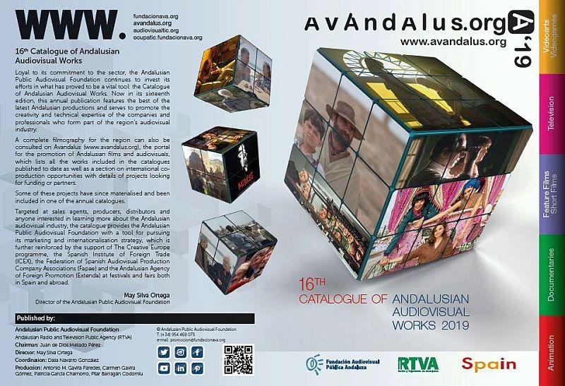 El Catálogo de Obras Audiovisuales Andaluzas alcanza su XVI edición en Berlín