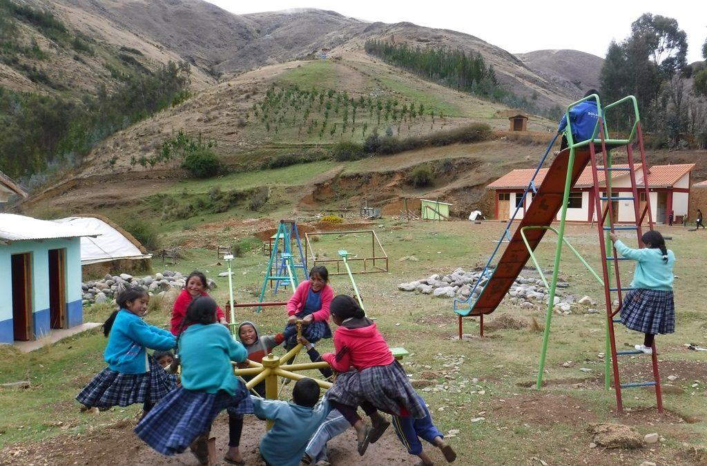 El Ayuntamiento de Córdoba colaborará con la FSU en la lucha contra la violencia infantil en Cusco