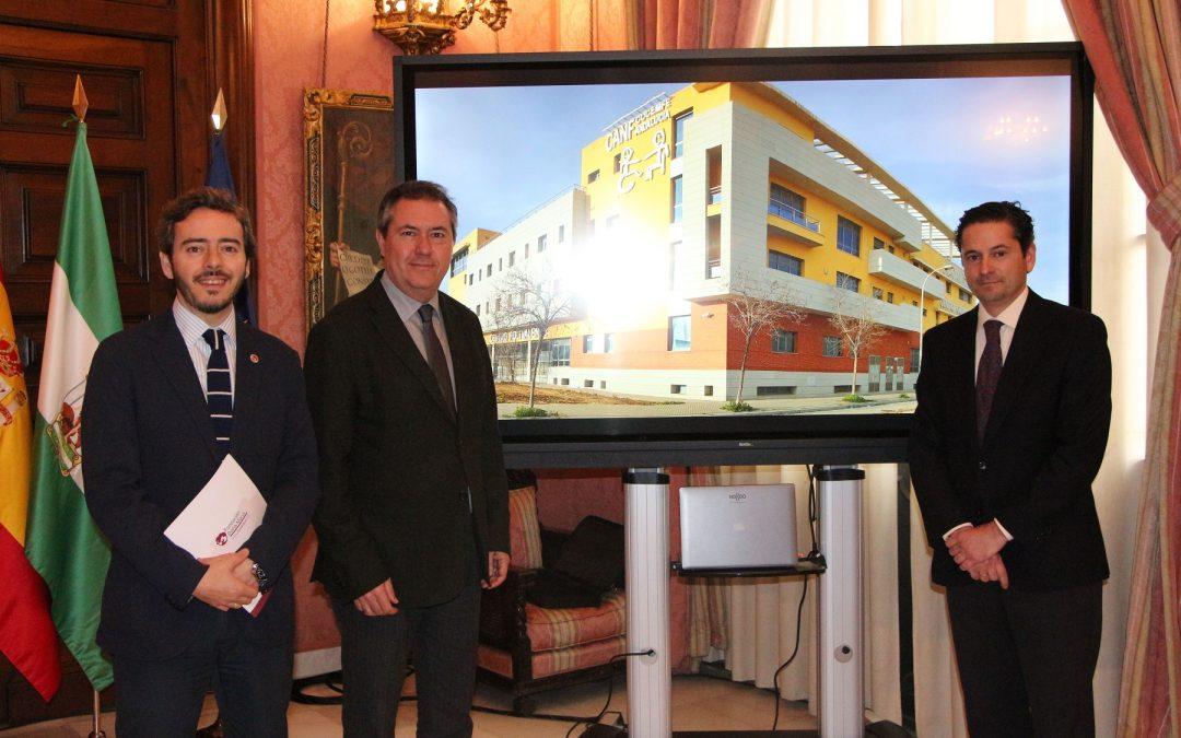 Ayuntamiento de Sevilla y FUNDOMAR impulsan un centro de referencia para diversidad funcional en Su Eminencia