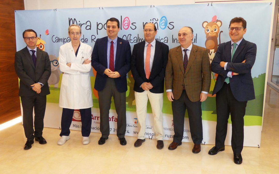 'Mira por l@s niñ@s 2020' de la Fundación La Arruzafa va a disponer de una Unidad Móvil