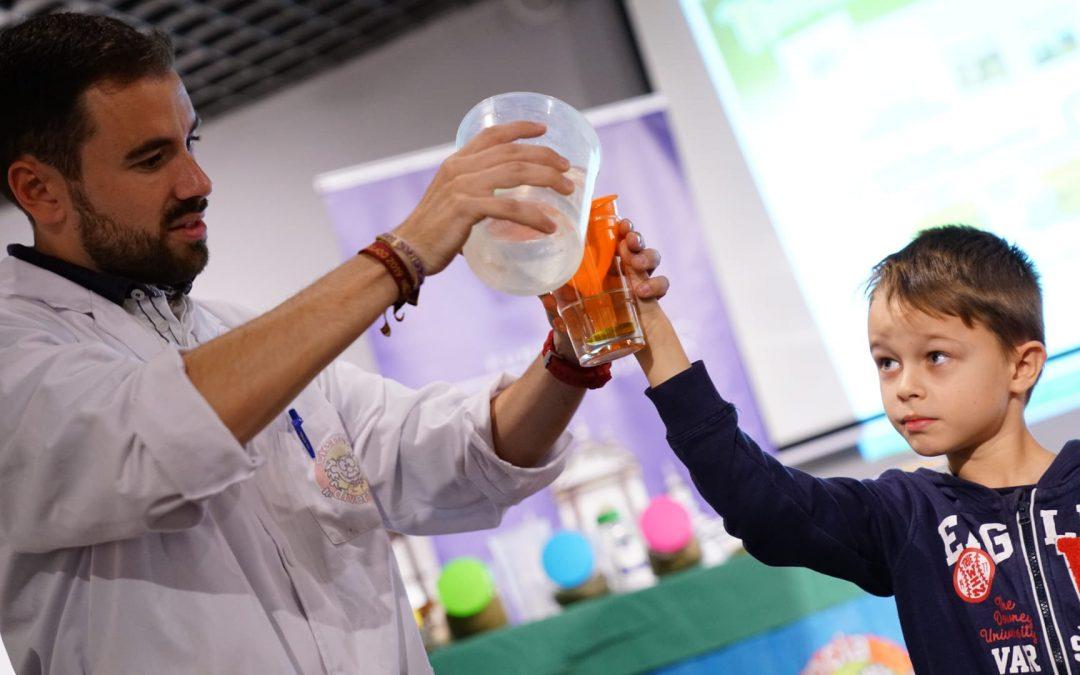Más de 500 escolares andaluces han conocido la importancia del aceite de oliva en 2019 con Nutrióleo