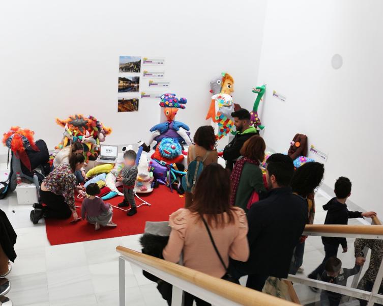 Arte, educación y robótica creativa como pedagogía para conocer y transmitir la cultura