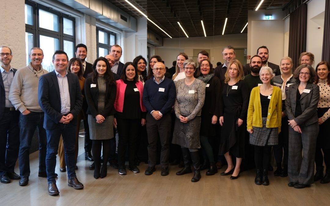Se presenta en Berlín el proyecto internacional PAVE sobre prevención y tratamiento del extremismo violento