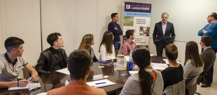 La Fundación Lamaignere inicia la tercera edición del curso Transitario