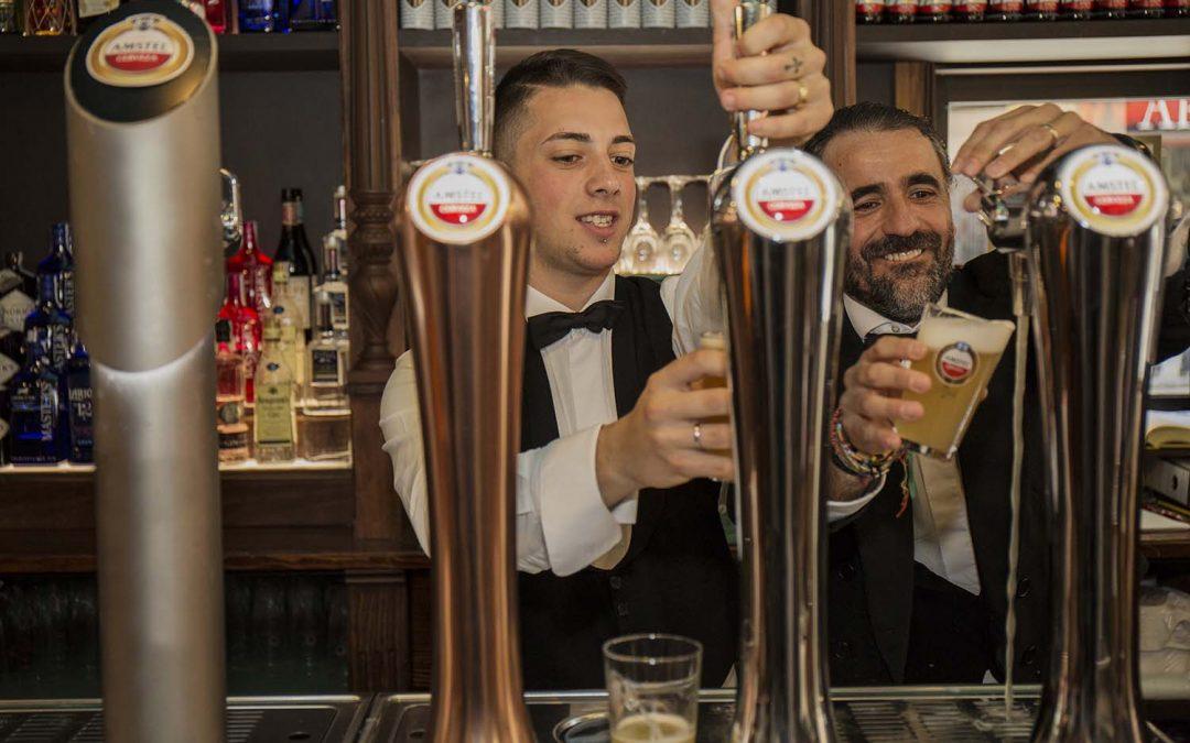 Heineken España y su Escuela de Hostelería Fundación Cruzcampo lanzan una plataforma de formación para profesionales hosteleros frente al COVID19