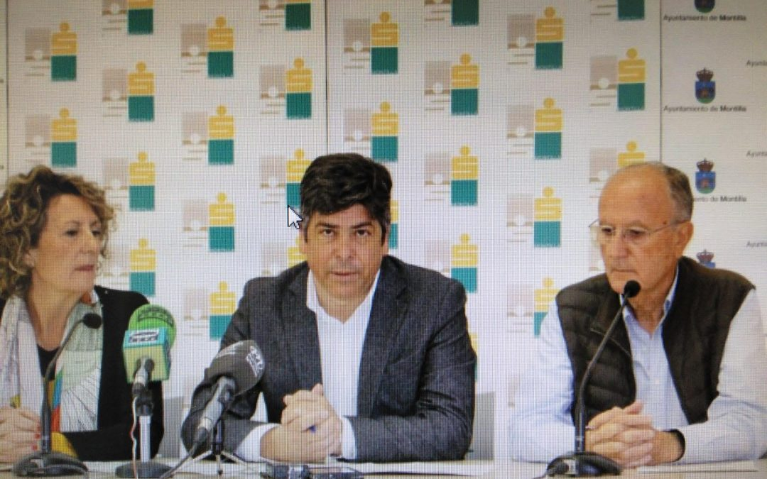 El proyecto Ödos de la Fundación Emet Arcoiris renueva su convenio con el Ayuntamiento de Montilla