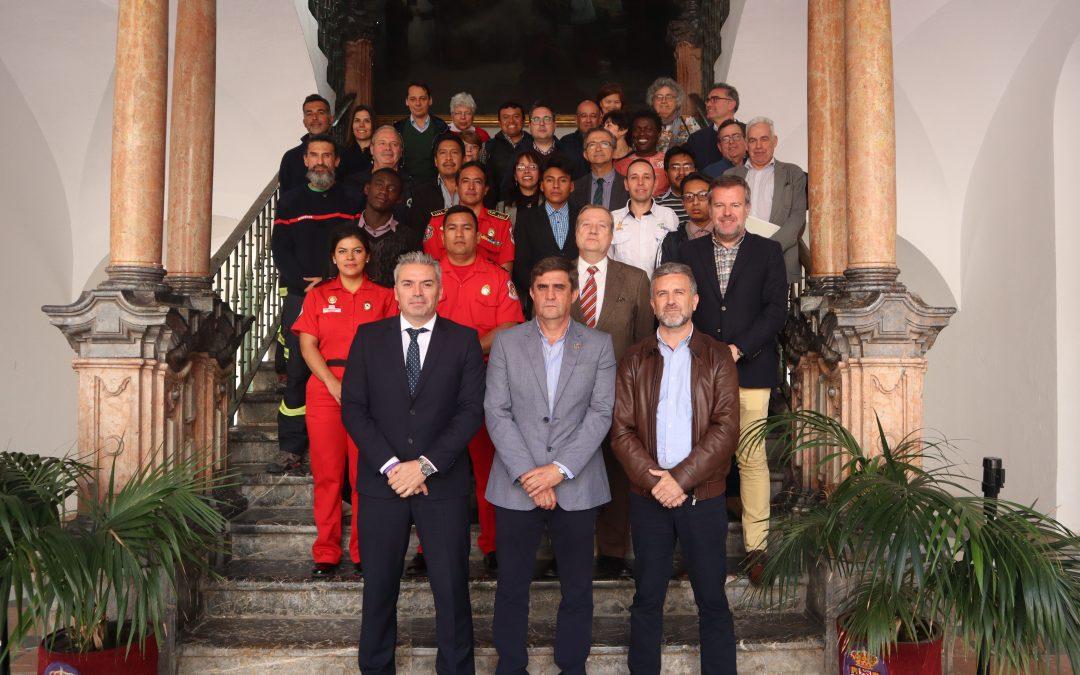 Eprinsa, Emproacsa y Hacienda Local formarán a dos técnicos peruanos de proyectos de la FSU