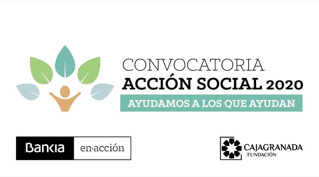 El programa 'Ayudamos a los que ayudan – Cesión de espacios'  de Bankia y CajaGranada Fundación beneficiará a 15 asociaciones