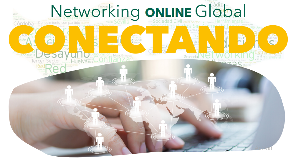 Conéctate a otras fundaciones y asociciones andaluzas en nuestro Networking Online