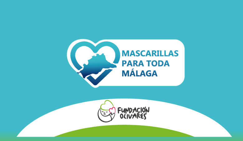 La Fundación Olivares lanza la campaña Mascarillas para Toda Málaga