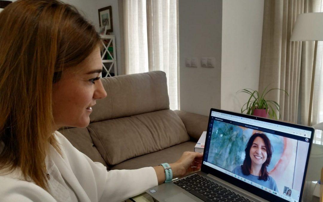 CEU Andalucía conmemora el Día del Libro más virtual