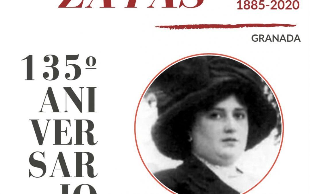 Fundación Zayas celebra el 135 aniversario del nacimiento de su fundadora