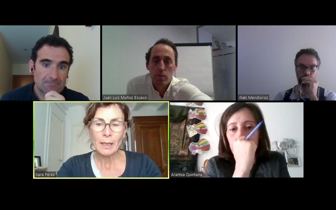 Reunión virtual de las asociaciones autonómicas para trabajar por el sector