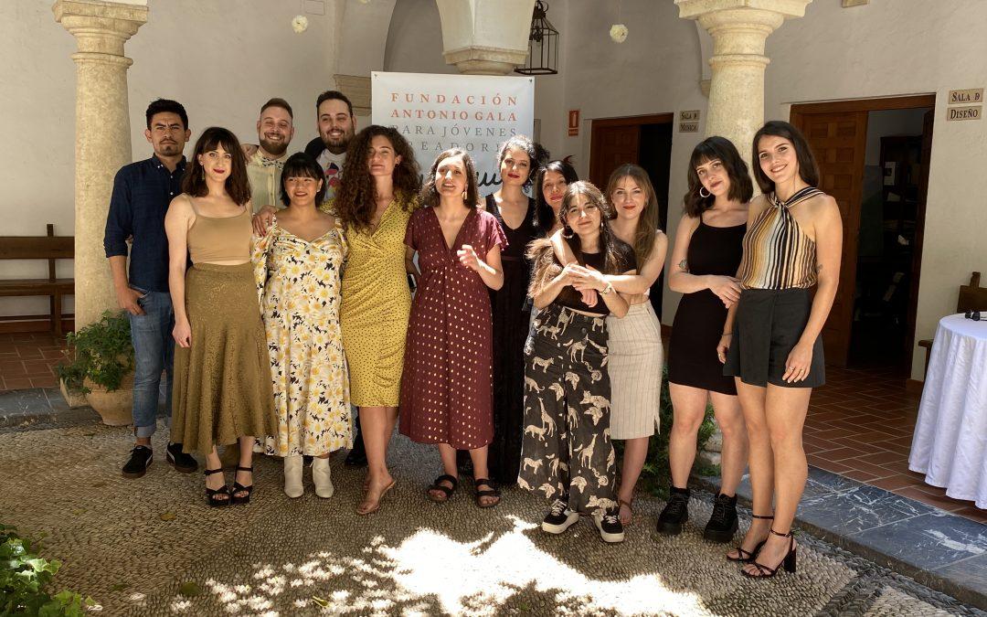 La Fundación Antonio Gala clausura el curso 2019-2020
