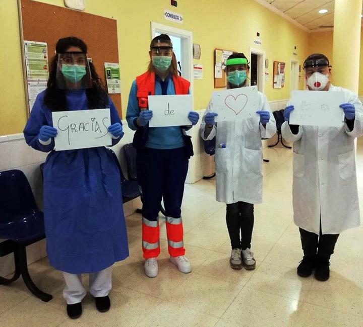 Andaltec desarrolla una intensa actividad para fabricar y mejorar equipos para luchar contra el coronavirus
