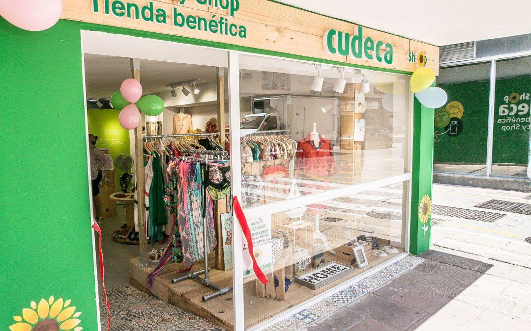 La Fundación Cudeca abre sus tiendas solidarias