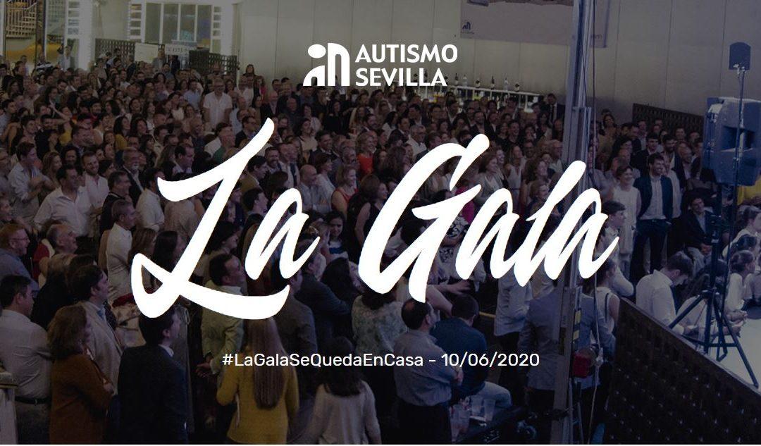 Autismo Sevilla lanza #LaGalasequedaenCasa, una campaña para recordar a la sociedad las necesidades del colectivo de las personas con autismo