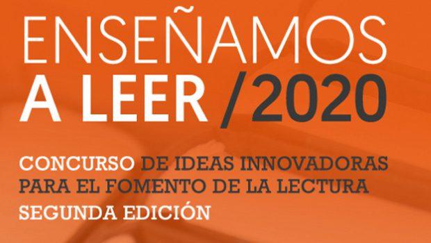El concurso ENSEÑAMOS A LEER 2020 de la Fundación José Manuel Lara ya tiene ganadores