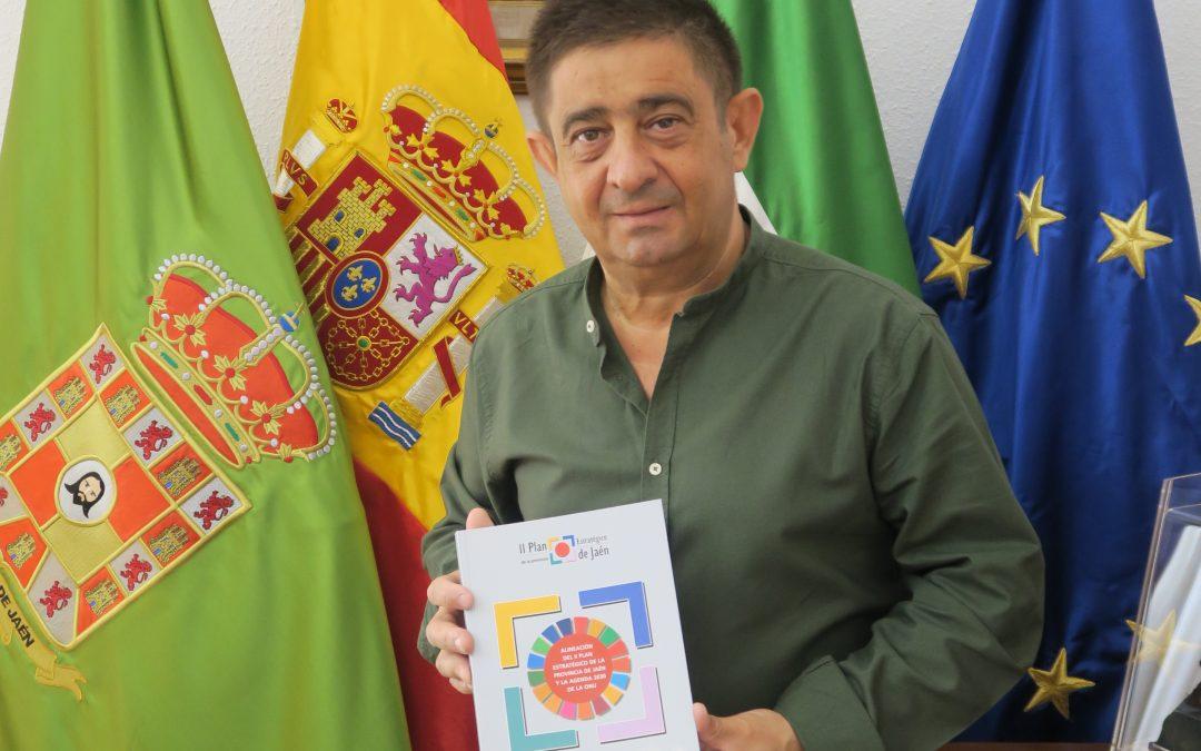 Jaén, la primera provincia española en alinear su Estrategia de desarrollo territorial con la Agenda 2030 de las Naciones Unidas