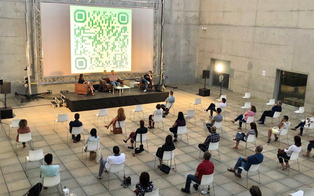 La Alhambra como fuente de inspiración, en los Encuentros en la Tercera Fase del festival Gravite