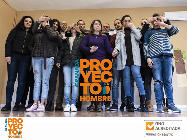 Proyecto Hombre Granada obtiene el  Sello ONG Acreditada de la Fundación Lealtad