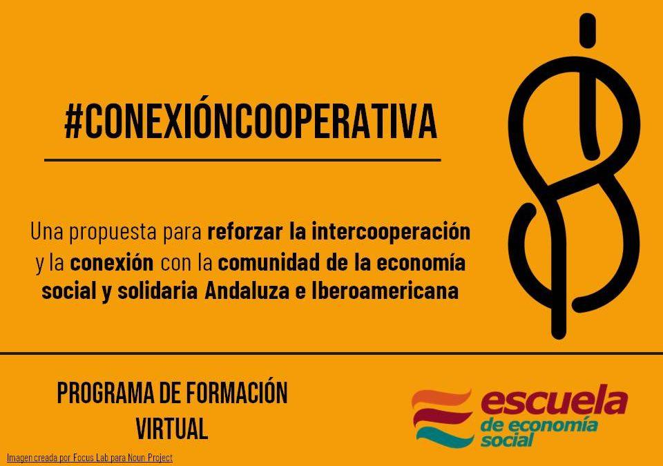 Más de 450 personas participan en los webinar de la Escuela de Economía Social