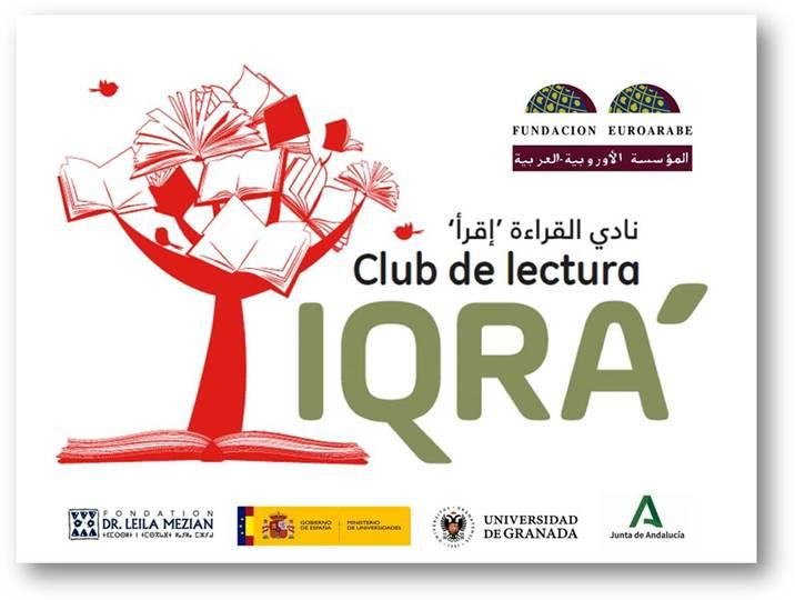Club Virtual de Lectura IQRA'  de la Fundacion Euroárabe