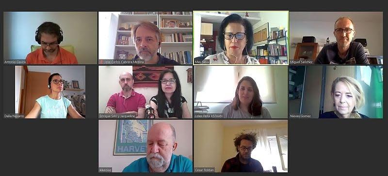 La Fundación AVA promueve una reunión virtual con los festivales infantiles y juveniles de Andalucía