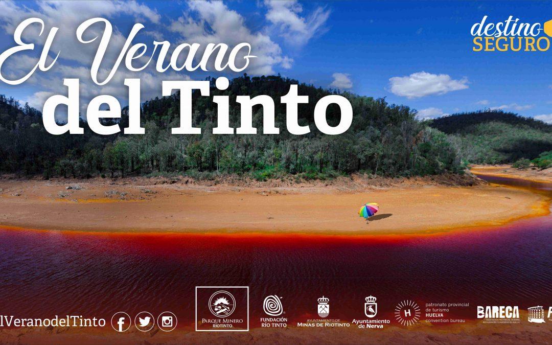 El Verano del Tinto, un eslogan para la reactivación turística de la Cuenca Minera