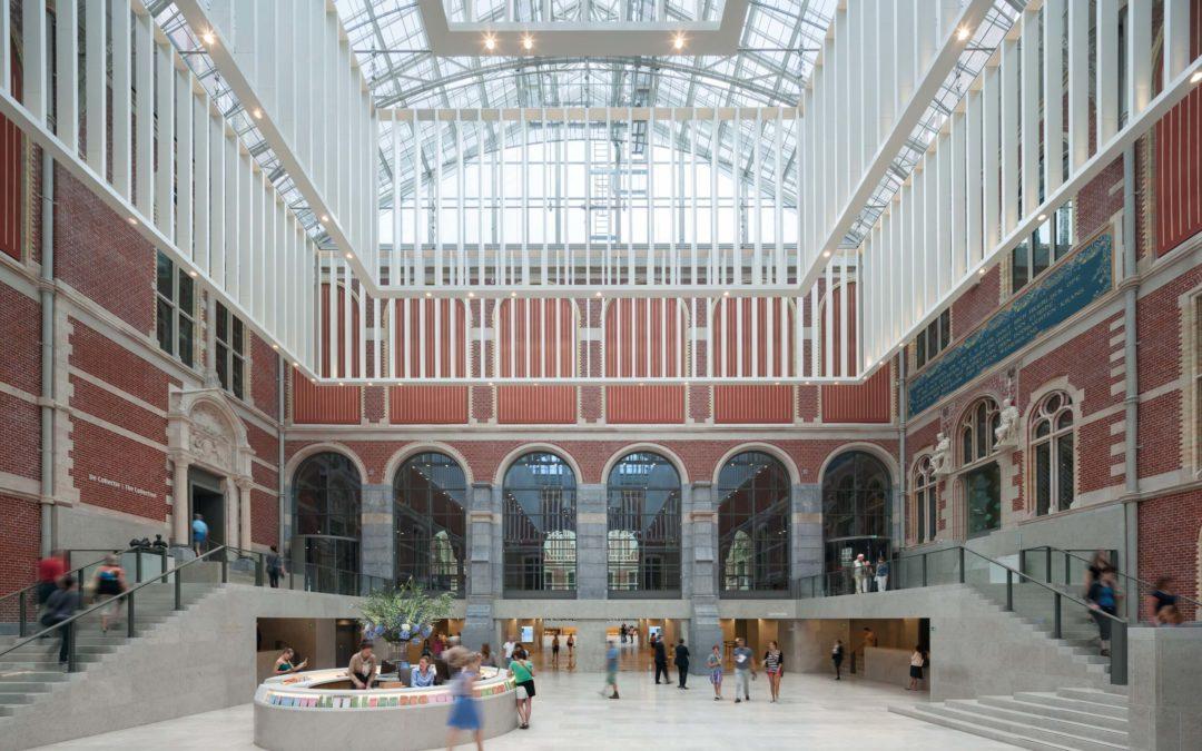 Los mejores proyectos de arquitectura contemporánea de Ámsterdam, ya disponibles en C-guide