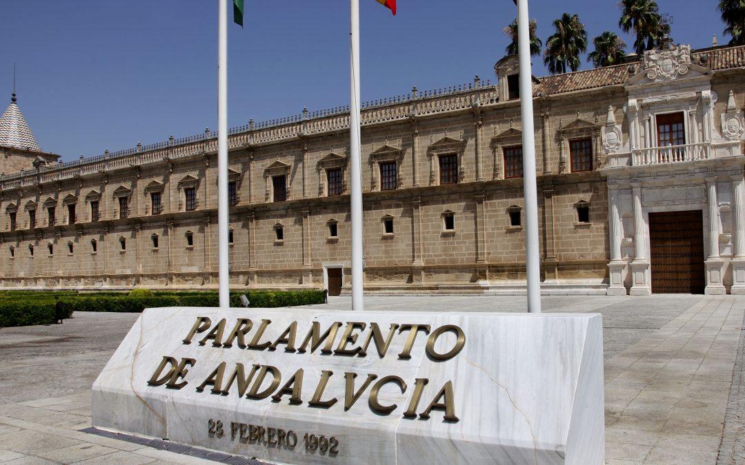 Convocatoria de subvenciones del Parlamento de Andalucía