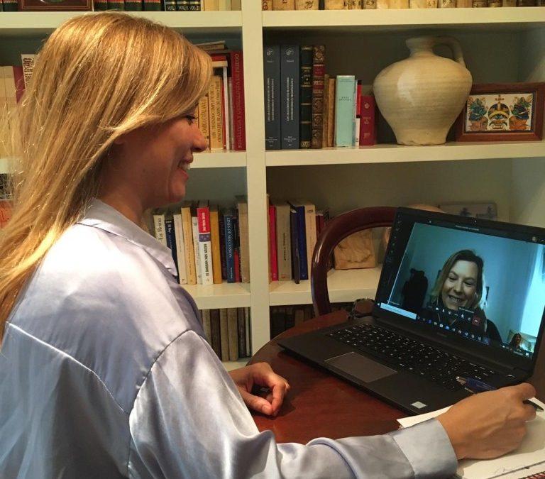 """María Luisa Ríos, directora del IP CEU Andalucía: """"Se ha reforzado la oferta a distancia en programas Tech, se incorporan nuevos programas en el área del Deporte y la Salud y se amplía la oferta Executive"""""""
