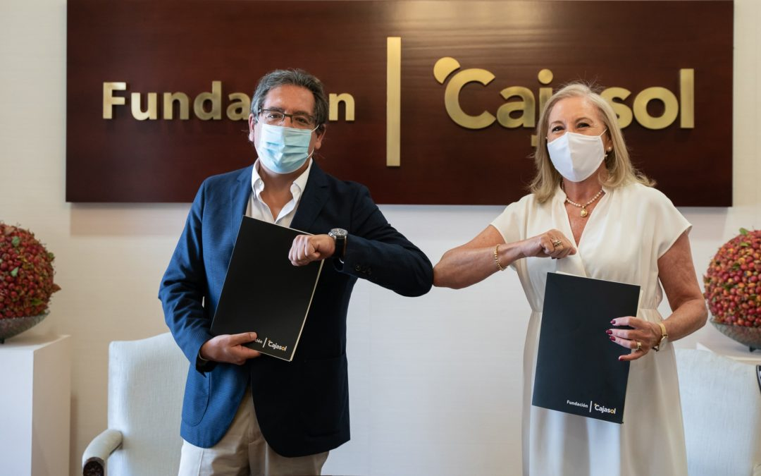 Fundación Cajasol y CajaGranada Fundación renuevan su alianza para desarrollar conjuntamente actividades culturales en Granada