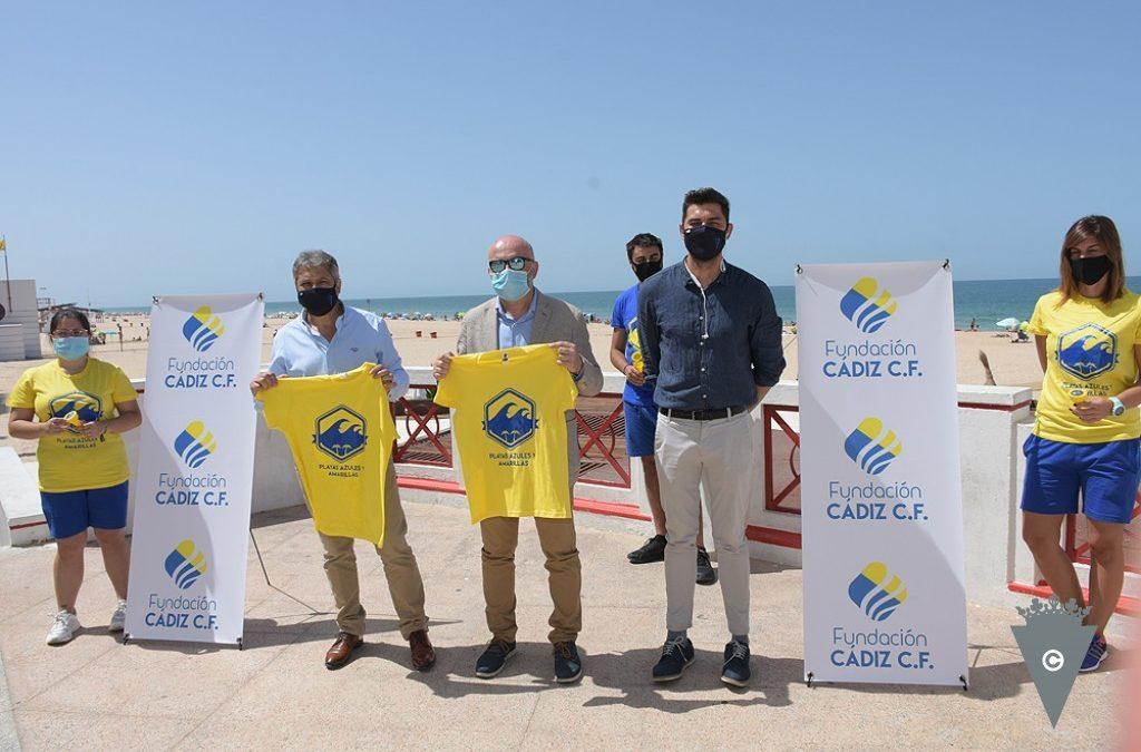 La Fundación del Cádiz CF comprometida con los Objetivo de Desarrollo Sostenible